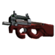 P90   Cold Blooded (Factory New)