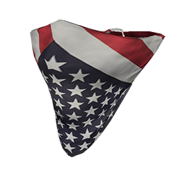 All American Face Bandana