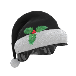 Krampus' Holiday Hat